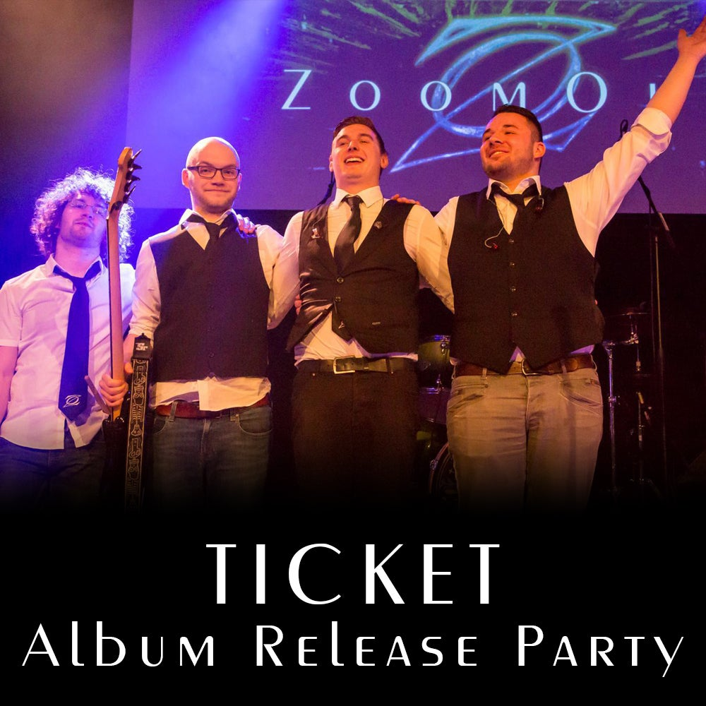 Image of Ticket CD Release Party