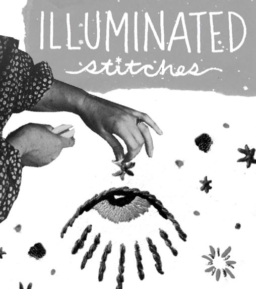 "Image of ""ILLUMINATED STITCHES"" BOOK"