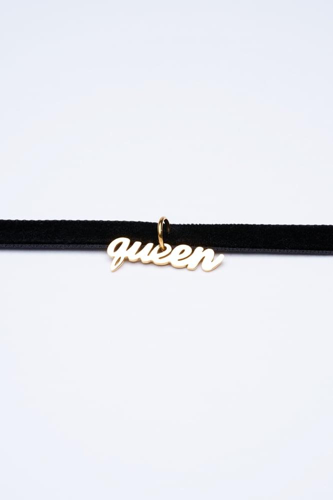 Image of Queen Choker