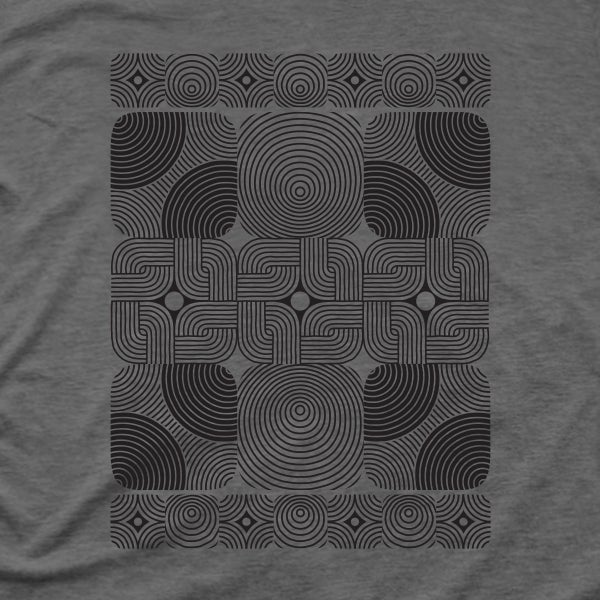 Image of Kah-o-shun Tee - Dark Heather Gray