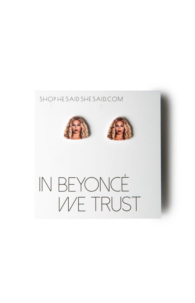 Image of Beyonce Earrings