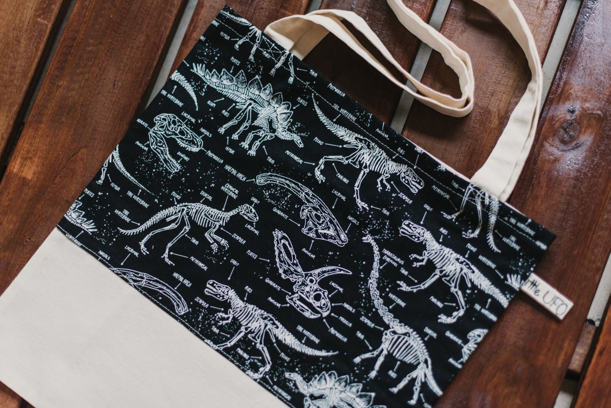 Image of Jurassic Totebag