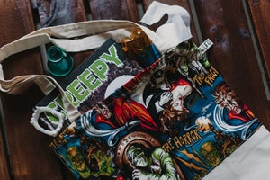 Image of Monsters Tote Bag
