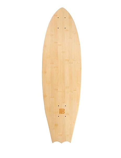 Image of Custom: Longboards Bat/Split Tail Deck