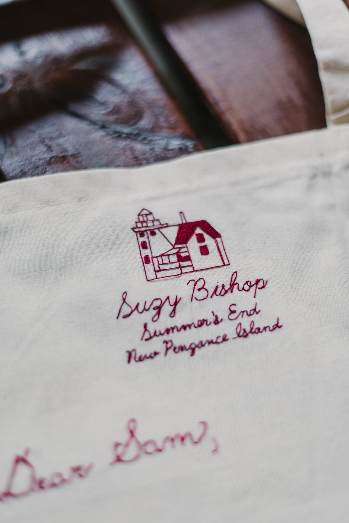 Image of Moonrise Kingdom · Totebag Bordado
