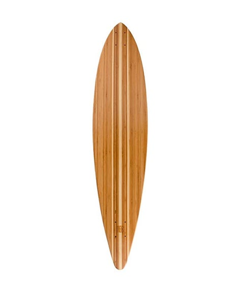 Image of Custom: Longboards Pin Tail Deck