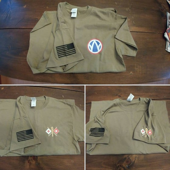 Image of OCP Tan 499 Shirts