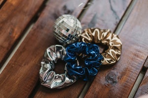 Image of Scrunchies Metalizados