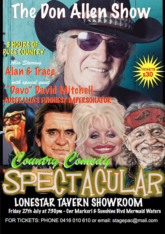 Image of Lonestar Tavern show ticket 27th July