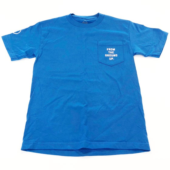 Image of ESNTL  - POCKET TEE - From the ground up (NEW)