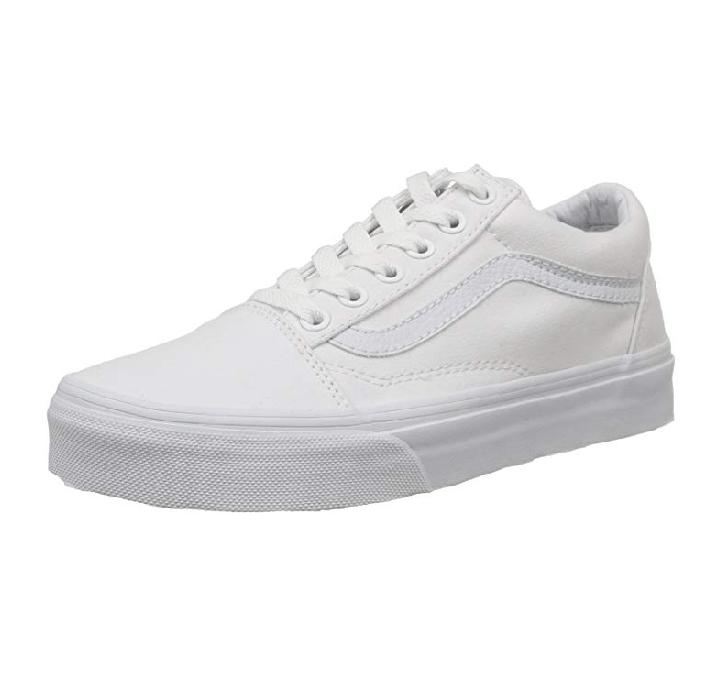 Image of Vans Unisex Old Skool Classic Skate Shoes