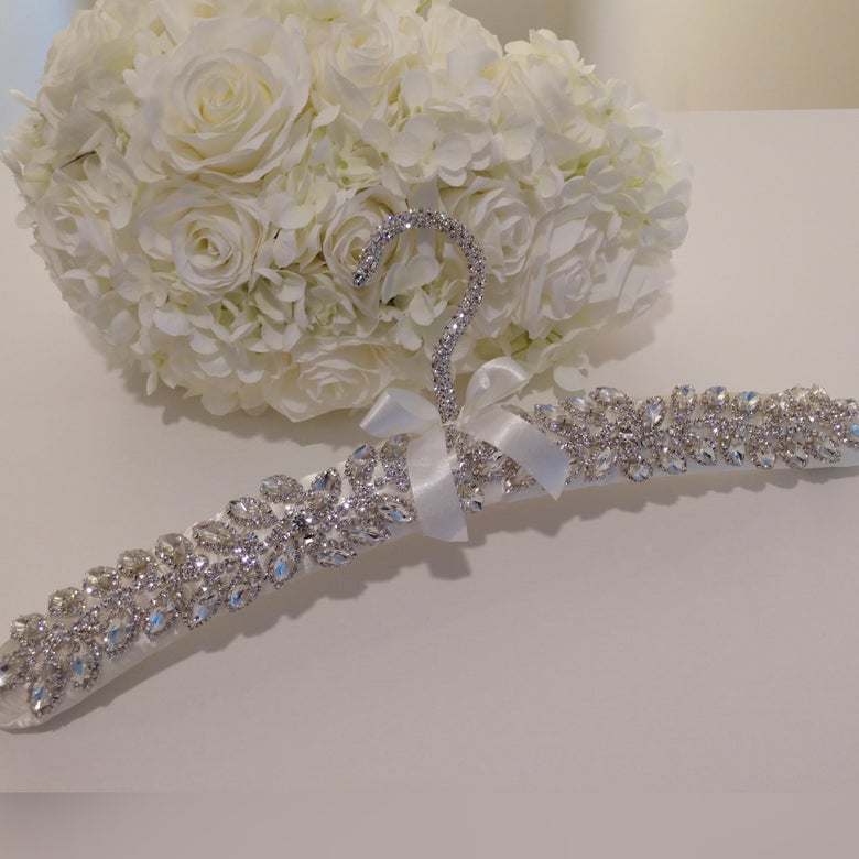 "Image of ""Crystal"" Bling Hanger"