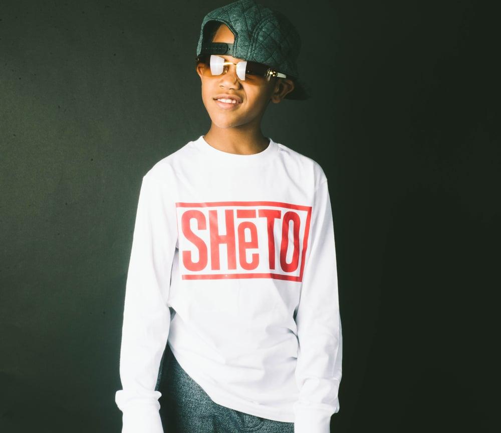 Image of Sheto Long Sleeve T Shirt