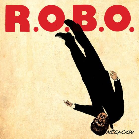 """Image of LADV102 - R.O.B.O. """"negación"""" 12"""""""