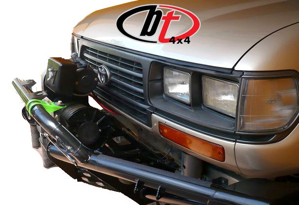 Image of BT4X4 80 series Rally front bumper low profile