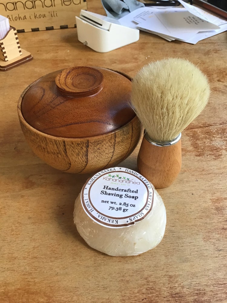 Image of Shaving Soap