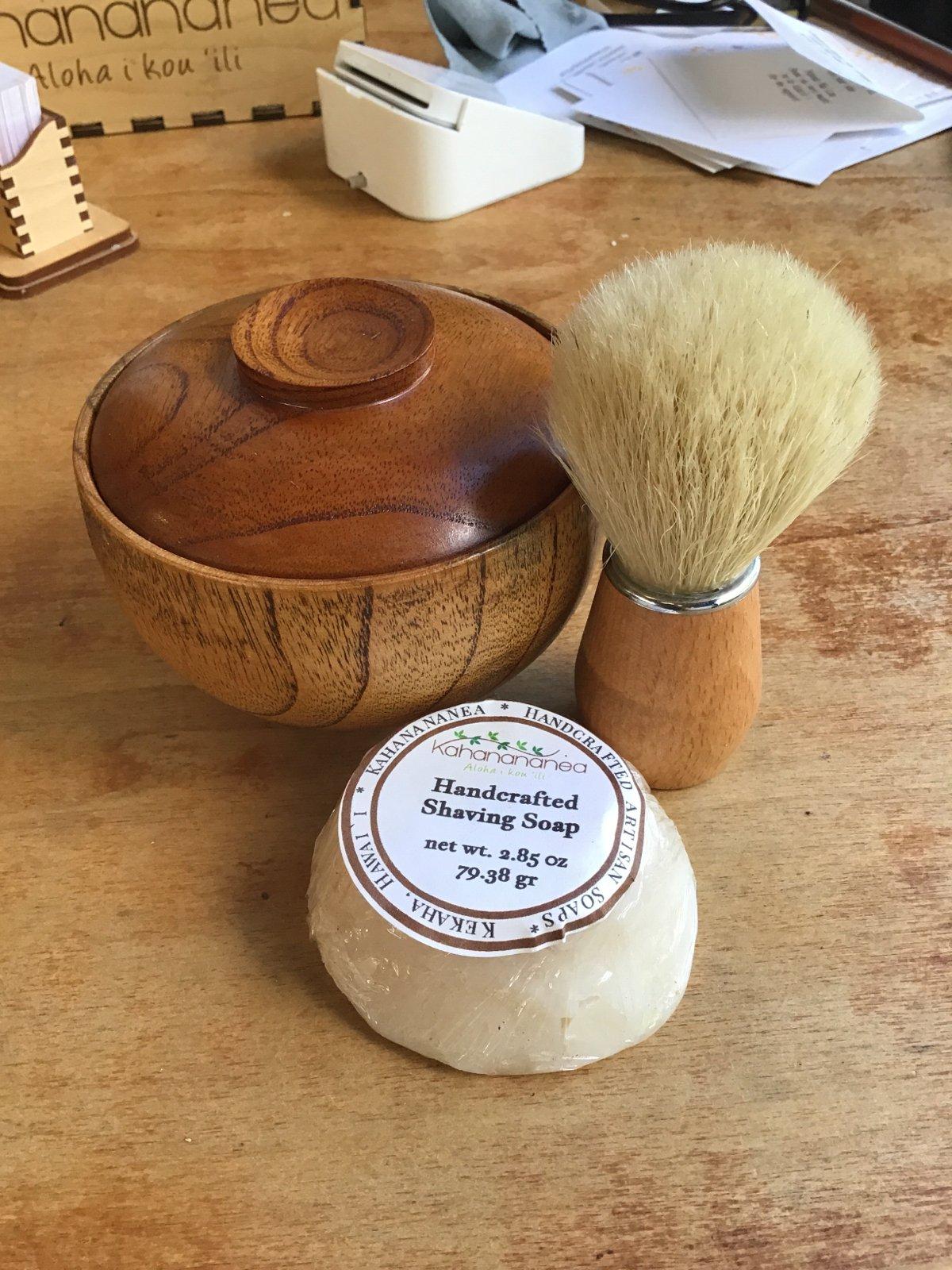 Image of Shaving Soap