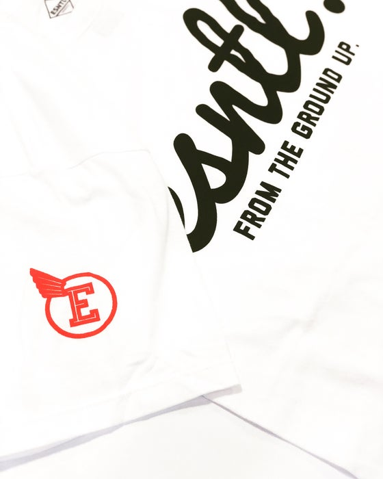 Image of ESNTL - CLASSIC TEE -FROM THE GROUND UP (NEW)