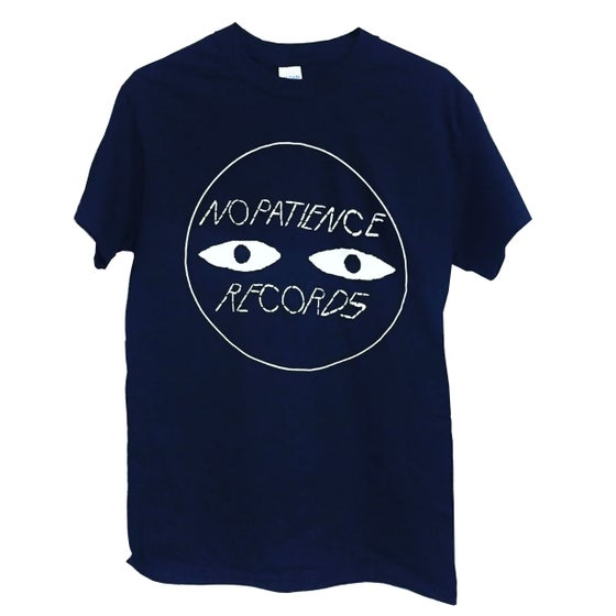 Image of NOPATIENCE RECORDS SHIRT