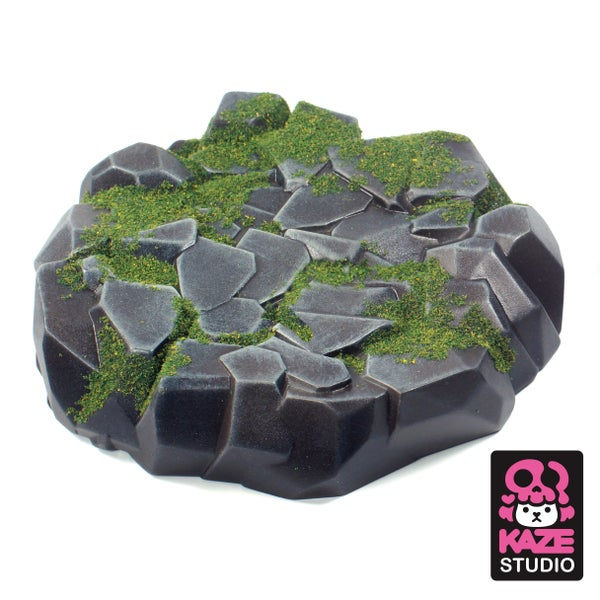 Image of Diorama Stone & Moss