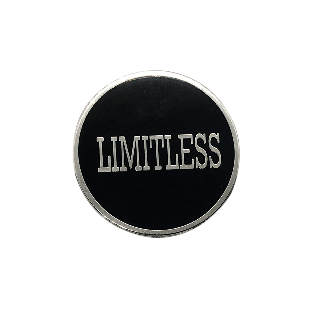 Image of Limitless Pin