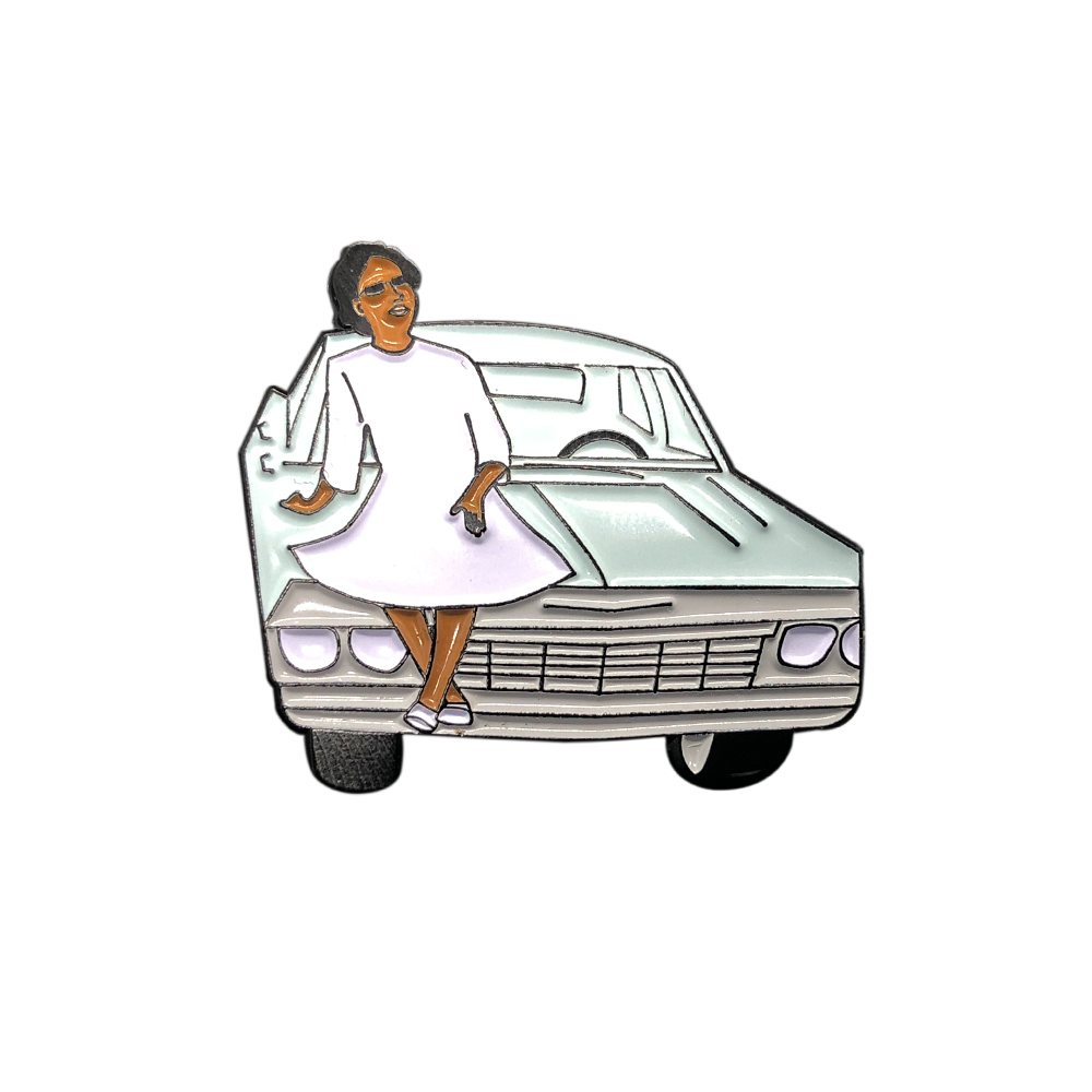 Image of Clara Mae's Legacy Pin