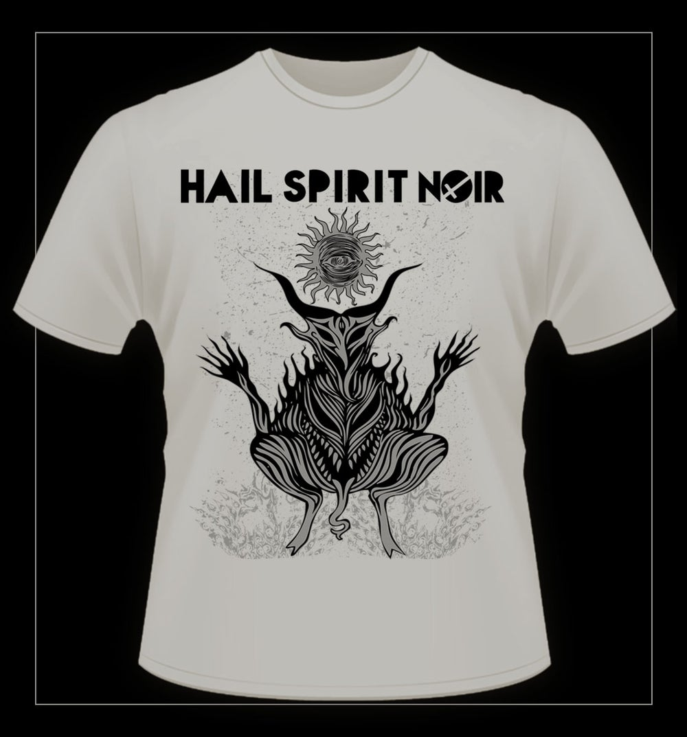 "Image of ''The Spirit Noir"" Maskot T shirt"
