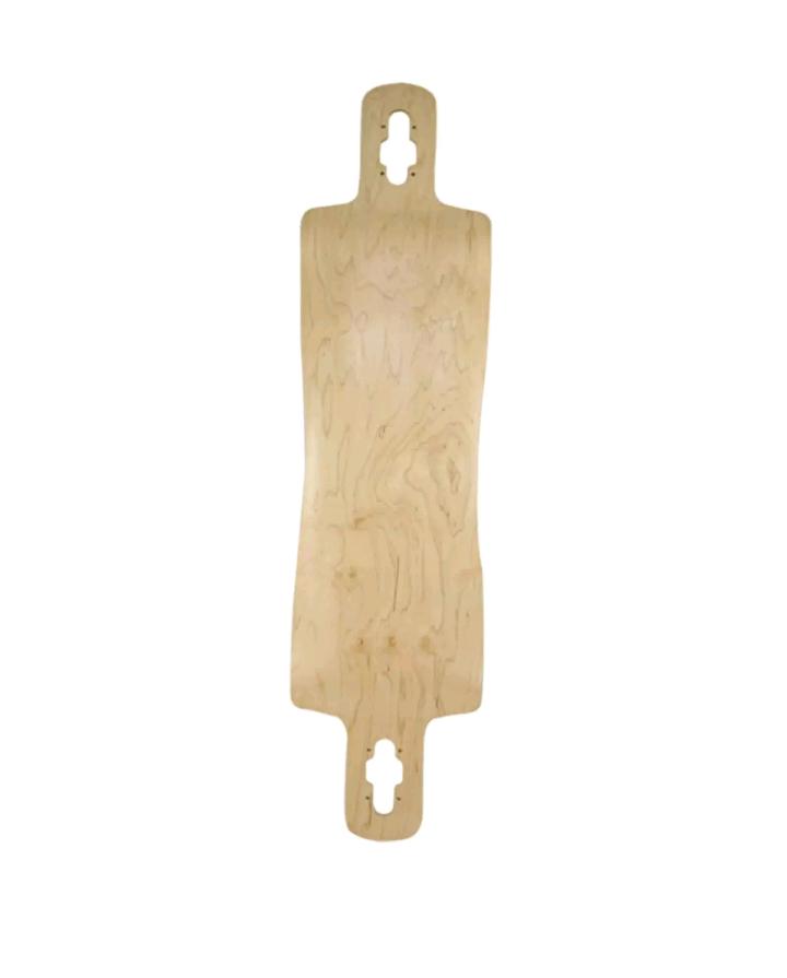 Image of Custom: Longboards Concaved Drop Through Deck