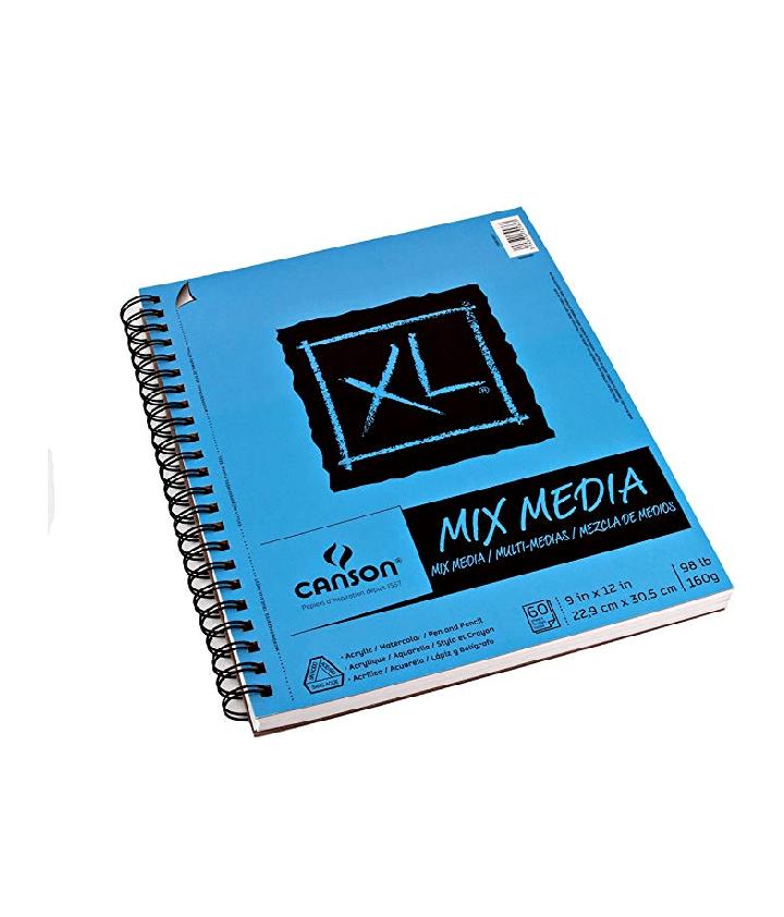 Image of Custom: Portrait/ Mixed Media Flat Paper