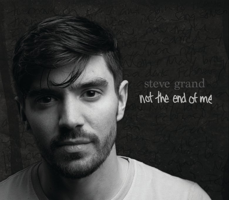 Image of not the end of me - MP3 digital download