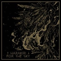 "Image of HARAKIRI FOR THE SKY ""arson"" CD"