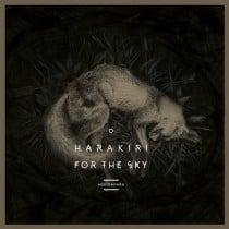 "Image of HARAKIRI FOR THE SKY ""Aokigahara"" CD"