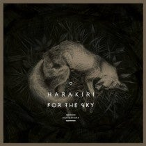 "Image of HARAKIRI FOR THE SKY ""Aokigahara"" CD"