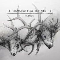 "Image of HARAKIRI FOR THE SKY ""III: Trauma"" CD"