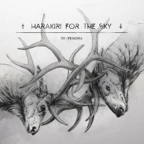 "Image of HARAKIRI FOR THE SKY ""III: Trauma"" CD"