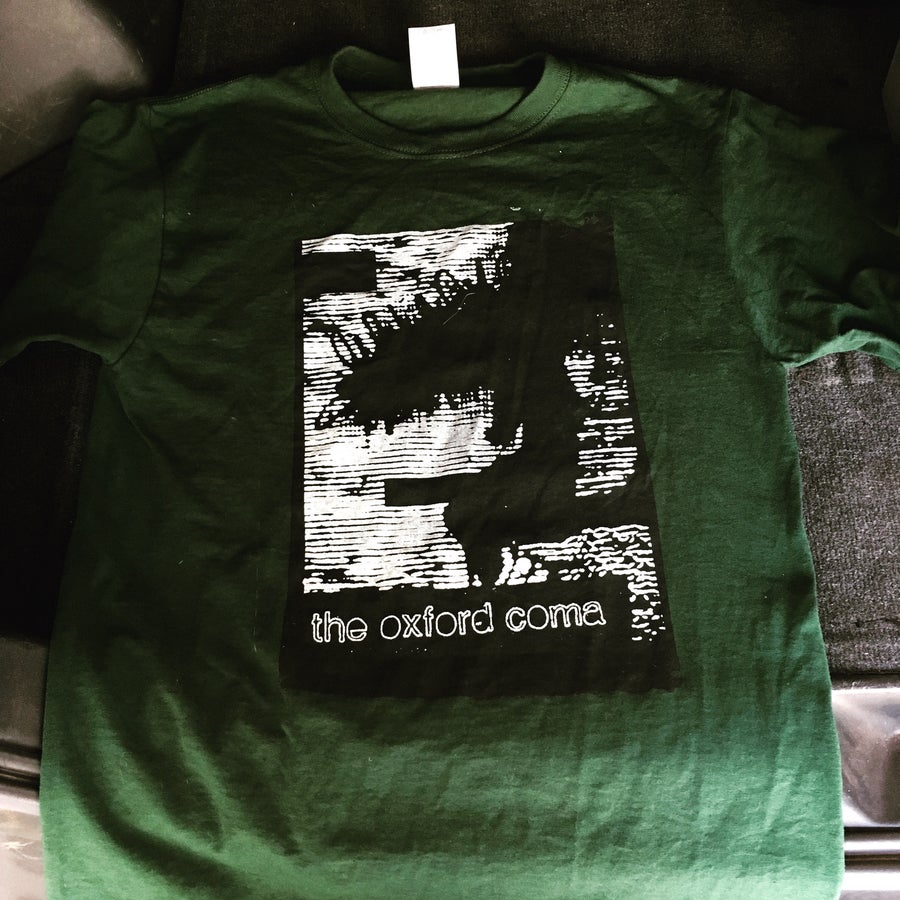 Image of Green Static Tee