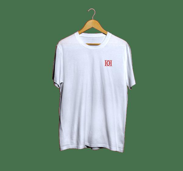 Image of T-Shirt DD - WHT