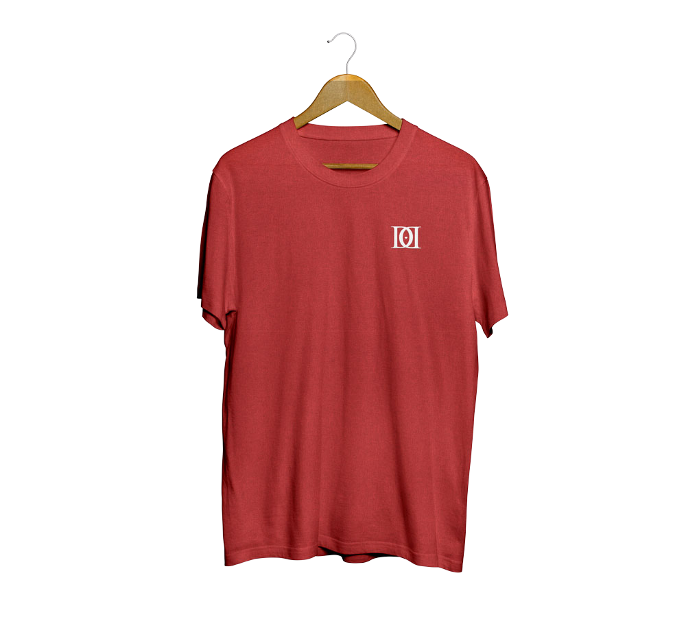 Image of T-Shirt DD' - RED