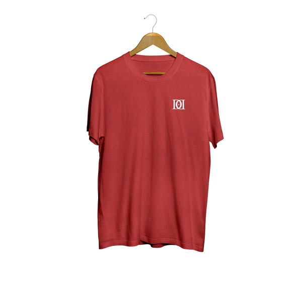 Image of T-Shirt DD - RED