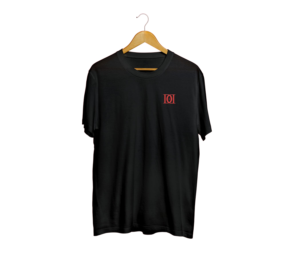 Image of T-Shirt DD - BLK