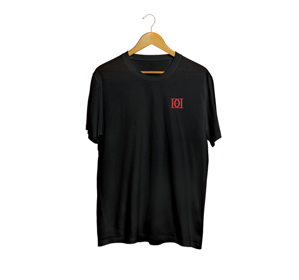 Image of T-Shirt DD - BLK