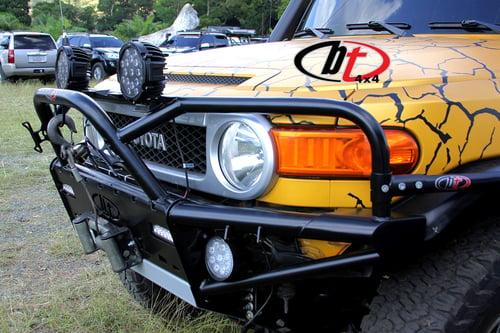 Image of BT4x4 FJ Cruiser Rally front bumper
