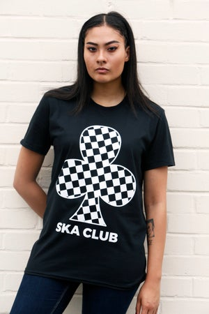 Image of SKA CLUB T-SHIRT (UNISEX)