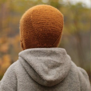 Image of Knitting pattern Almabonnet english