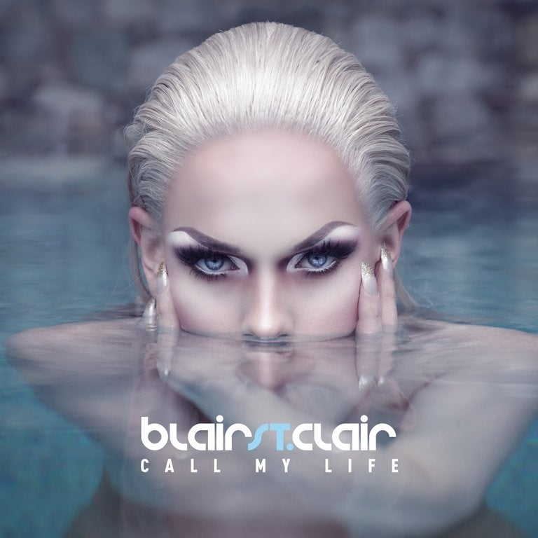 Image of Blair St. Clair - Call My Life CD