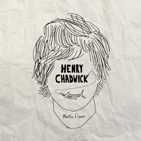 Image of Henry Chadwick - Marlin Fisher color vinyl preorder