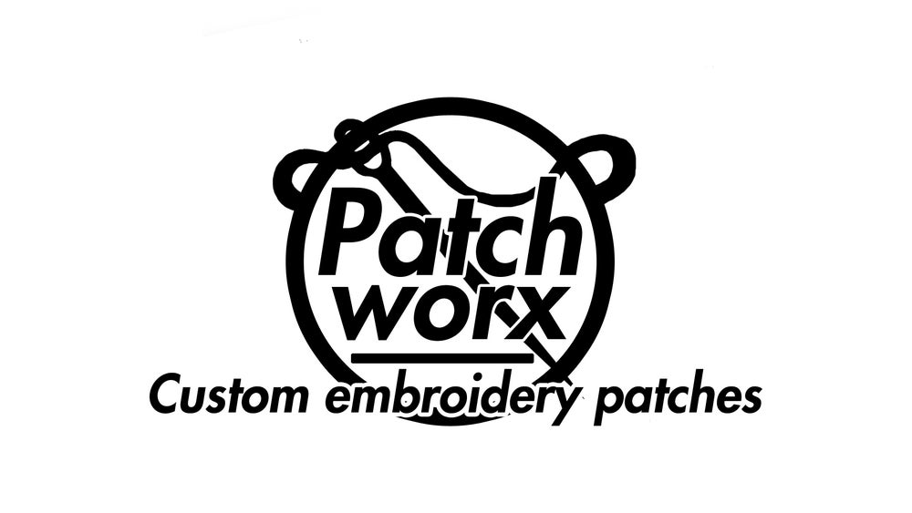 Custom Embroidery 97 Patches Patchworx97