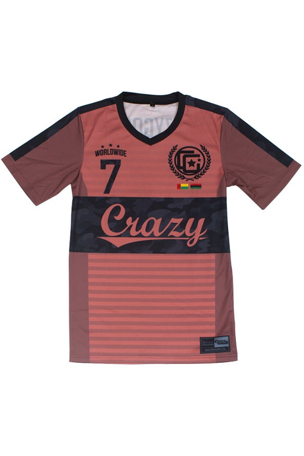 Image of CG FC Soccer Jersey