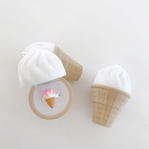 Image of Ice Cream Cone Ring