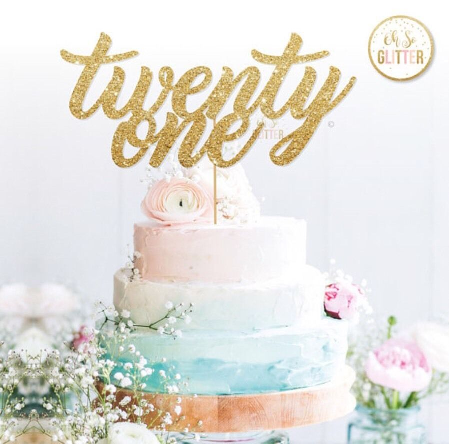 Image of twenty one - (variety of ages)